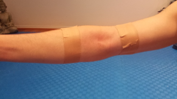 BJJ Elbow Tape 1